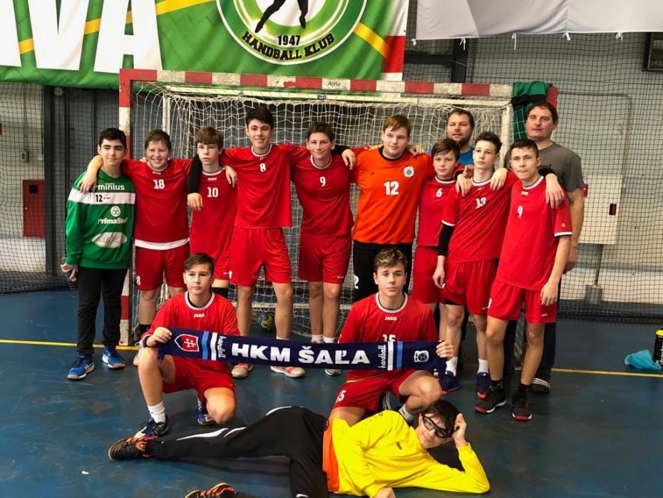 HKM Šaľa na Zorno Cupe 2019