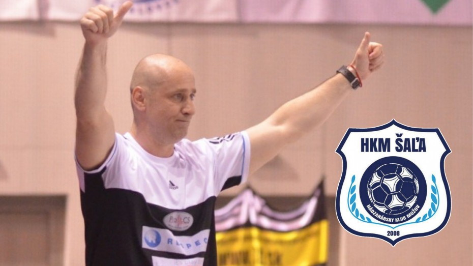Michal Lukačín trénerom HKM Šaľa
